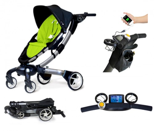 4moms Origami Stroller With Complete Set Shanghai Classifieds